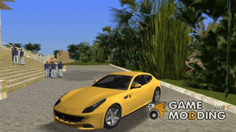 Ferrari FF 2012 for GTA Vice City