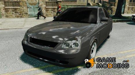 Lada Priora ВАЗ 2172 for GTA 4