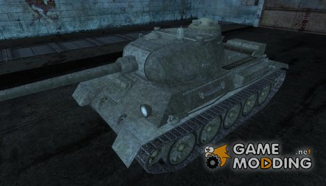 T-43 Zveroboy_Anton for World of Tanks