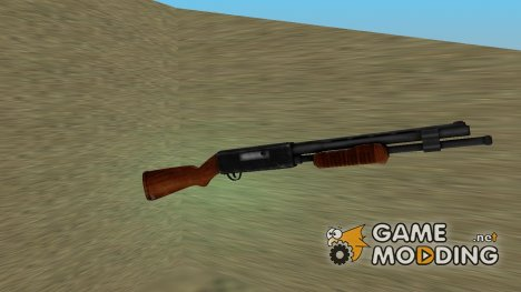 Помповый дробовик Xshotgun for GTA Vice City
