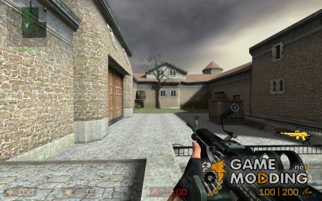 Ferrari Black's  M249 Para for Counter-Strike Source