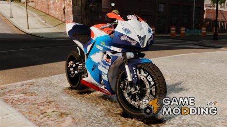 Honda CBR 600RR for GTA 4