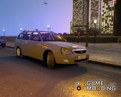 "ВАЗ 2171 ""Приора"" Универсал for GTA 4"