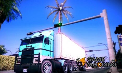 Hauler GTA V для GTA San Andreas