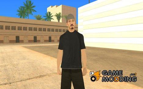 David Blane Skin для GTA San Andreas
