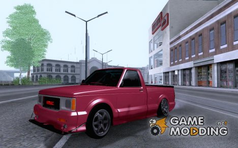GMC Syclone Drift для GTA San Andreas