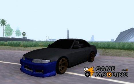 Nissan Silvia Zenki для GTA San Andreas
