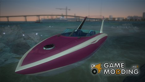 Squalo для GTA Vice City