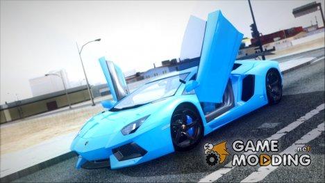 Lamborghini Reventador MV.1 for GTA San Andreas