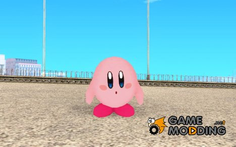 Kirby for GTA San Andreas