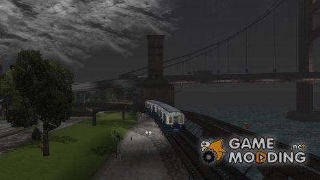 Пак разного транспорта for GTA 3