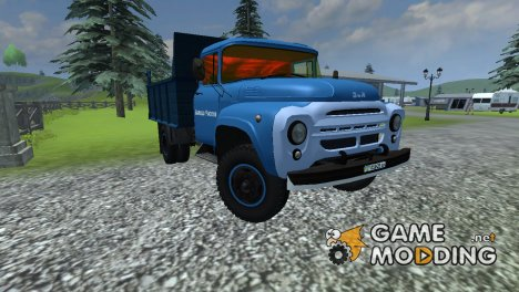 ЗиЛ 130 v2.0 for Farming Simulator 2013