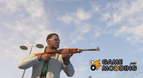 M1 Carbine Rifle для GTA 5
