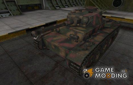 Исторический камуфляж VK 30.01 (H) для World of Tanks