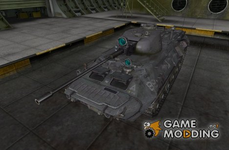 Ремоделинг Т-50 для World of Tanks