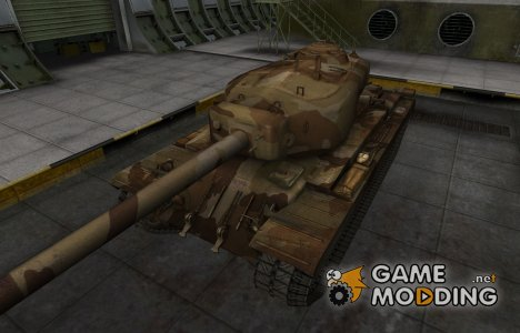 Американский танк T34 для World of Tanks