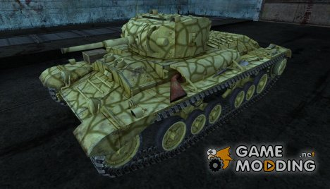 Шкурка для Валентайн for World of Tanks
