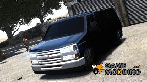 GTA V Rumpo for GTA 4