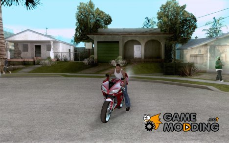 Yamaha YZF R1 Tuning Version для GTA San Andreas