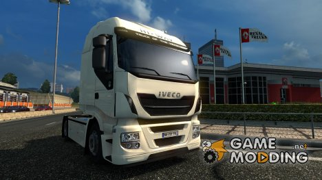 Iveco Hi Way reworked v 1.0 for Euro Truck Simulator 2