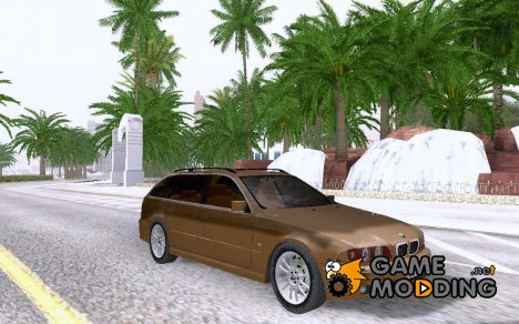 BMW 525 Touring for GTA San Andreas