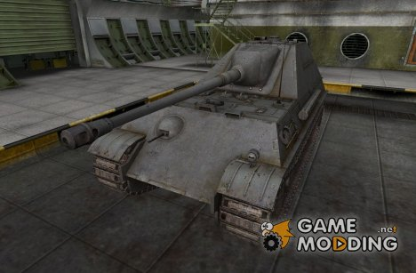 Ремоделинг для JagdPanther II for World of Tanks