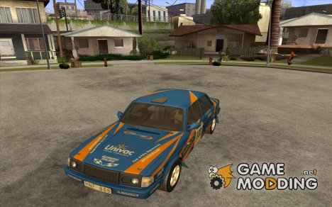 Volvo 242 Lightspeed Rally Edition for GTA San Andreas