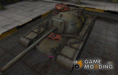 Качественные зоны пробития для M48A1 Patton for World of Tanks