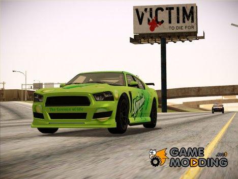 Bravado Buffalo S V1.0 GTA V for GTA San Andreas