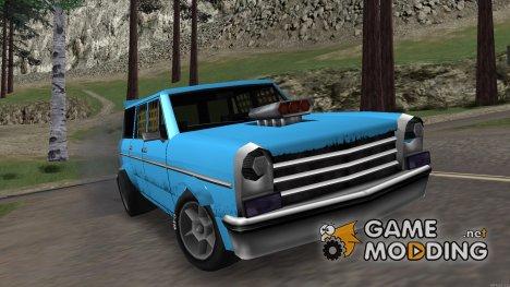 Drag-Perennial for GTA San Andreas