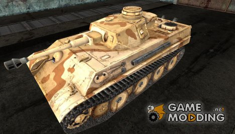 Шкурка для PzKpfw V-IV / Alpha для World of Tanks
