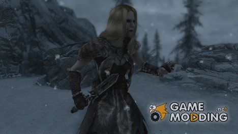 Alternate Blade of Woe for TES V Skyrim