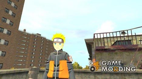 Наруто для GTA 4