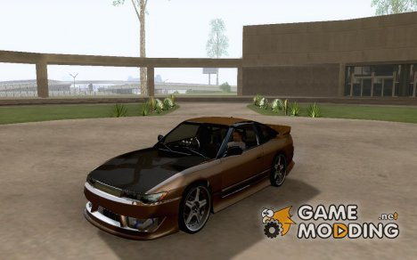 Nissan Silvia RPS13 Custom for GTA San Andreas
