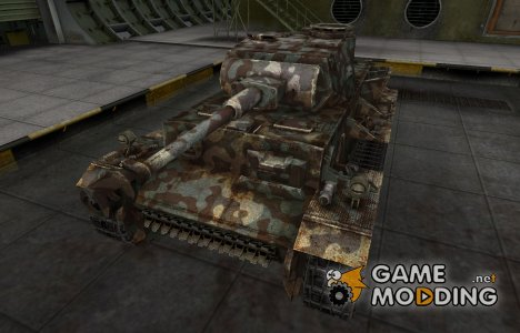 Горный камуфляж для VK 36.01 (H) для World of Tanks