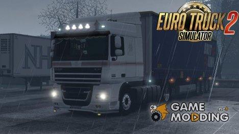 Тюнинг для грузовиков for Euro Truck Simulator 2