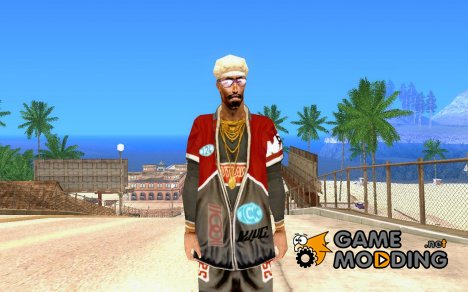 Новый скин для GTA для GTA San Andreas