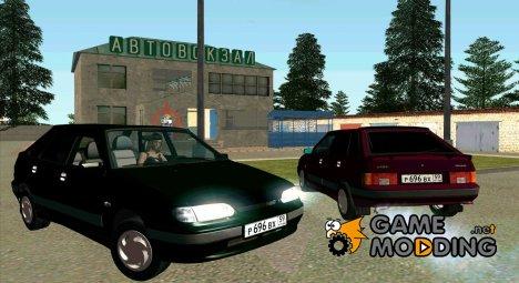 ВАЗ 2114 2006 г.в для GTA San Andreas