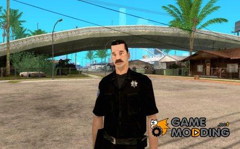 CJ ment v1.0 for GTA San Andreas