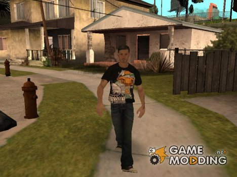 24 Hour Party Guy для GTA San Andreas