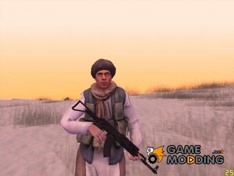 Талибский армеец v4 для GTA San Andreas