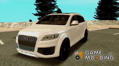Audi Q7 2010 for GTA San Andreas