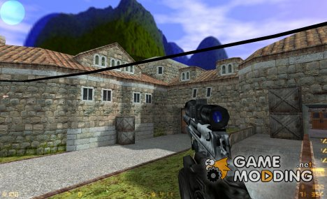 Custom Deagle on My Anim для Counter-Strike 1.6