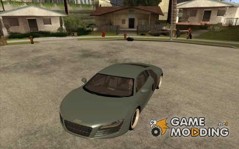 Audi R8 Hamann for GTA San Andreas