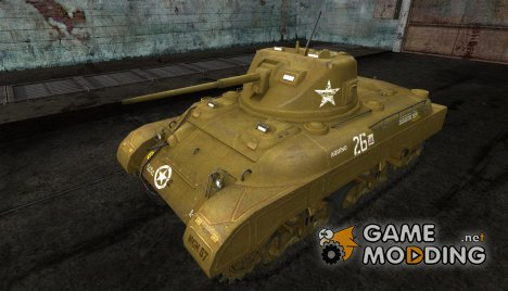 M7 for World of Tanks