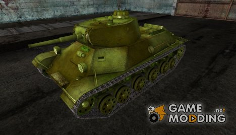 Шкурка для Т-50 for World of Tanks