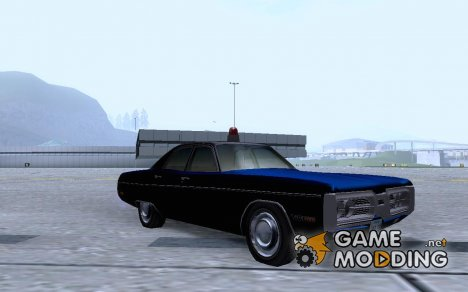 Plymouth Fury III NYPD NY for GTA San Andreas