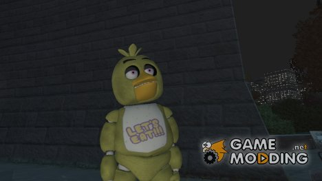 Five Nights at Freddy's (Chica) for GTA 4