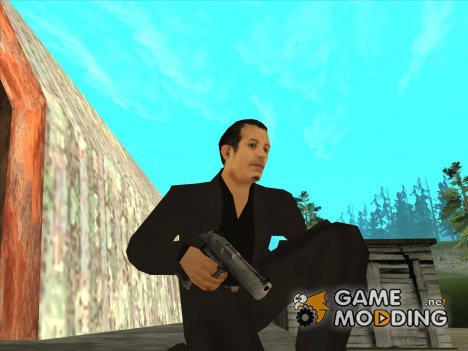 Пак оружия  by Dorophey Karimov для GTA San Andreas