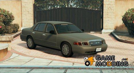 Ford Crown Victoria Detective HD for GTA 5
